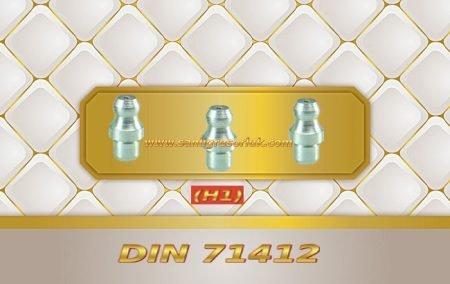 Düz Dişli Gresörlük (H1a) DIN 71412 180 °