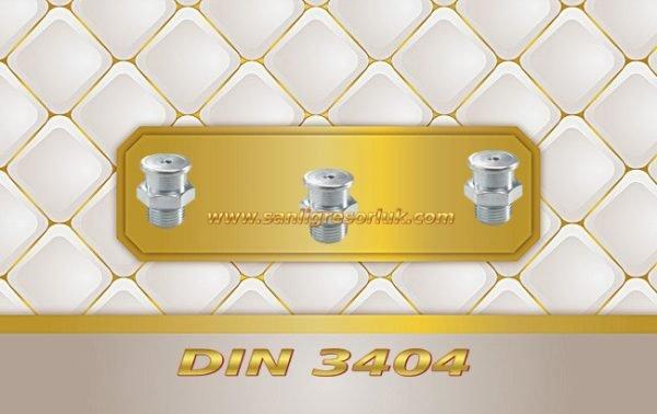 B (K1a) drive-in DIN 3402-1