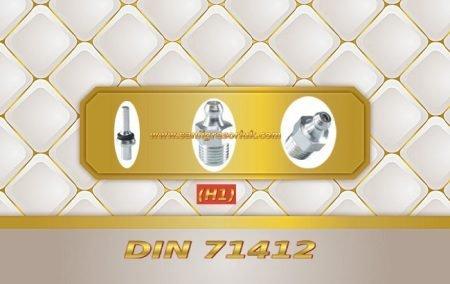 Uzun tip Gresörlük HR (H1) DIN 71412