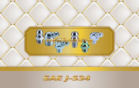 SAE J-534 Gresörlük Parçaları