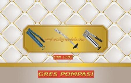 -Din 1283 Gres Pompası