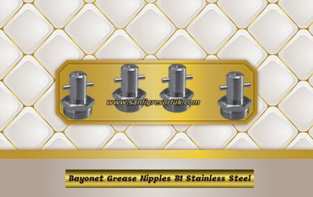 Bayonet grease nipple type B1 Stainless Steel